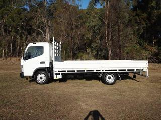New Vehicles at Fuso Illawarra Picture 1
