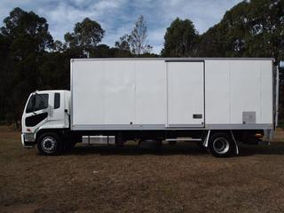 Used Vehicles at Fuso Illawarra Picture 1