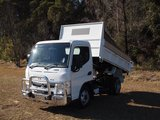 2019  Fuso Canter 615 Tipper Tipper (White) New Vehicle Thumbnail