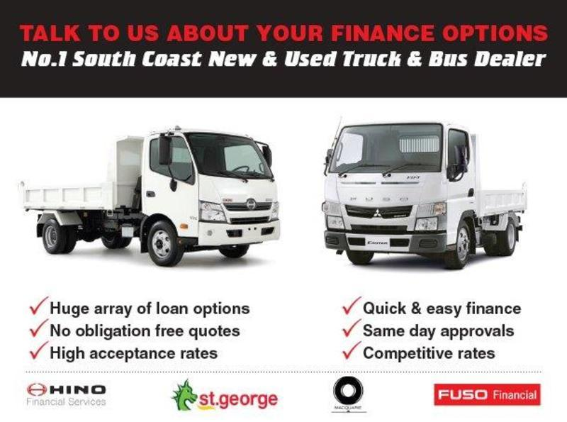 2019  Fuso Canter 515 Wide Cab Duonic Alloy Tray  (White) New Vehicle  Large Picture 11