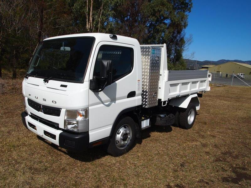 86b6bd4c9d 2018 Fuso Canter 715 Factory Tipper Tipper (White) New Vehicle Large  Picture ...