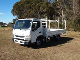 2019  Fuso 615 Mwb 4500mm X 2450mm Steel Tray (White) New Vehicle Thumbnail